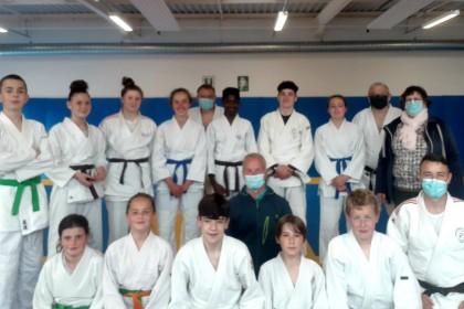 L'ACP judo «main dans la main» avec la commune