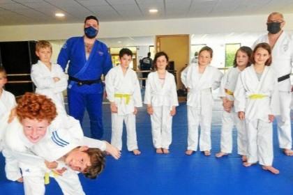 Trévou-Tréguignec. Les enfants de moins de 10 ans ont repris le judo