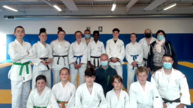 Image de l'actu 'L'ACP judo «main dans la main» avec la commune'