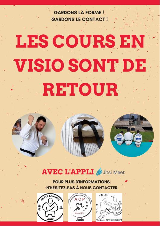 Cours en visio Guillaume Lechat